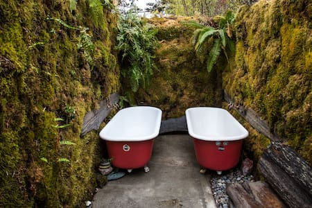 The Zen Den   Hidden Bath & Oasis