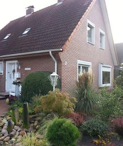 """""""Villa Angela"""" ein ganzes Haus für Sie zum Erholen - Garrel"""