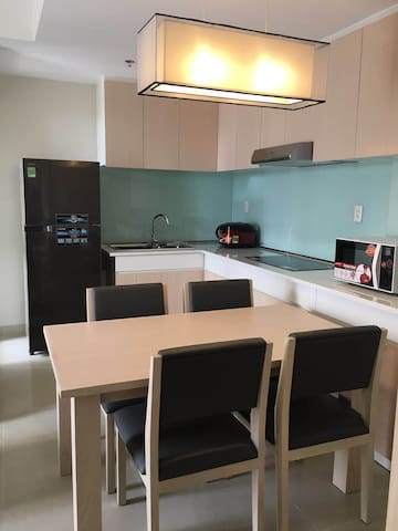 Modern 02 bedroom apartment in Masteri Thao Dien - Ho Chi Minh City - Apartment