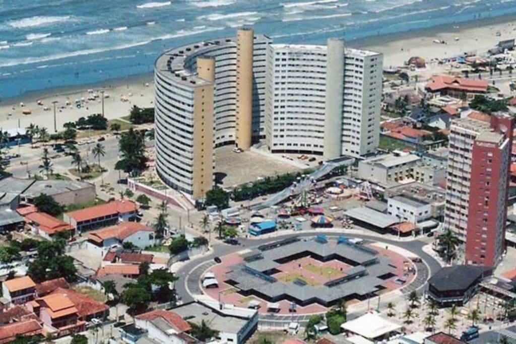 Edifício Serra dos Itatins - Centro Peruíbe SP