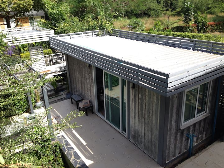 Container Home at Khao Yai