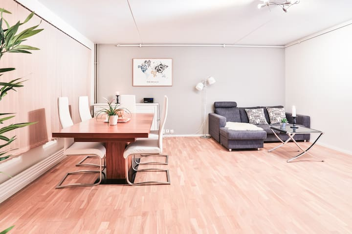 The best flat to stay in Oslo centre