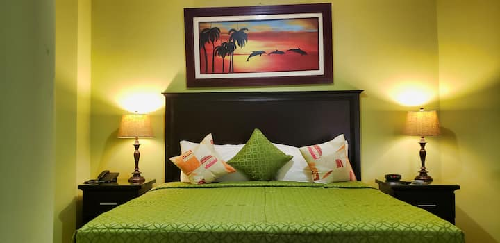 Forest Suite by Papagayo Golden Palms