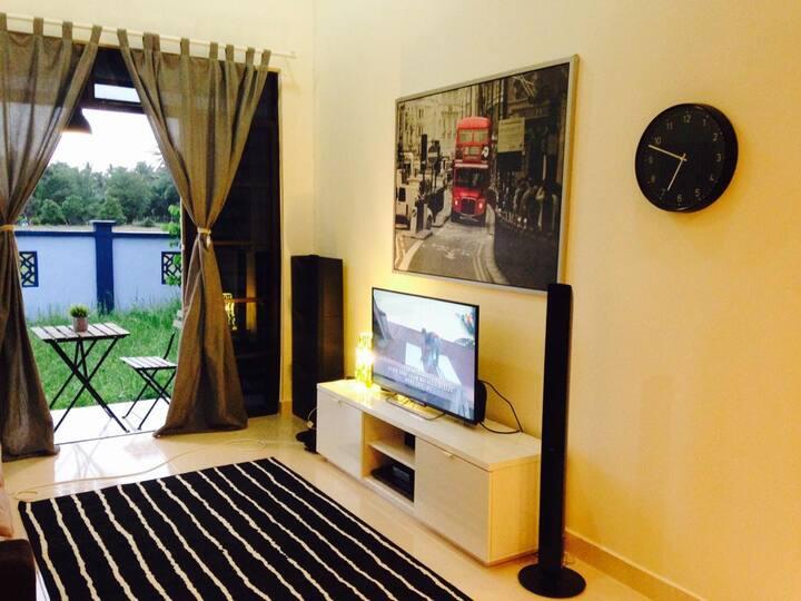 Family Guest House / Homestay Bachok Malaysia.