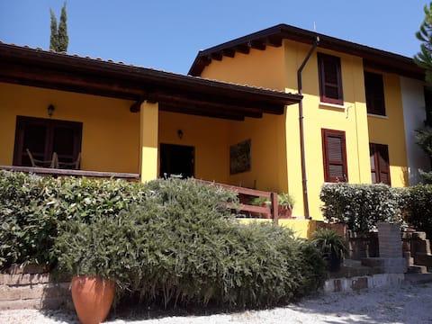 "Holiday house ""Col del Mondo"""