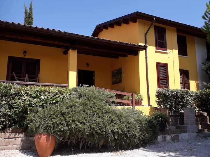 "Holiday house ""Col del Mondo"""