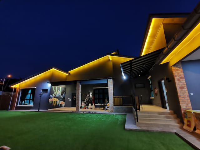 The Viking House