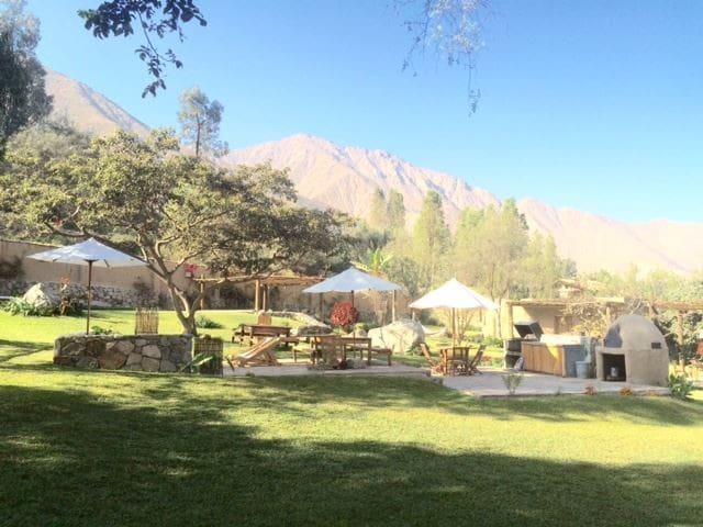 Casa de campo El Refugio Santa Eulalia - Distrito de Lima - House