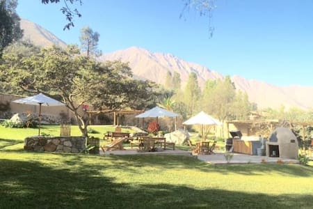 Casa de campo El Refugio Santa Eulalia - Distrito de Lima