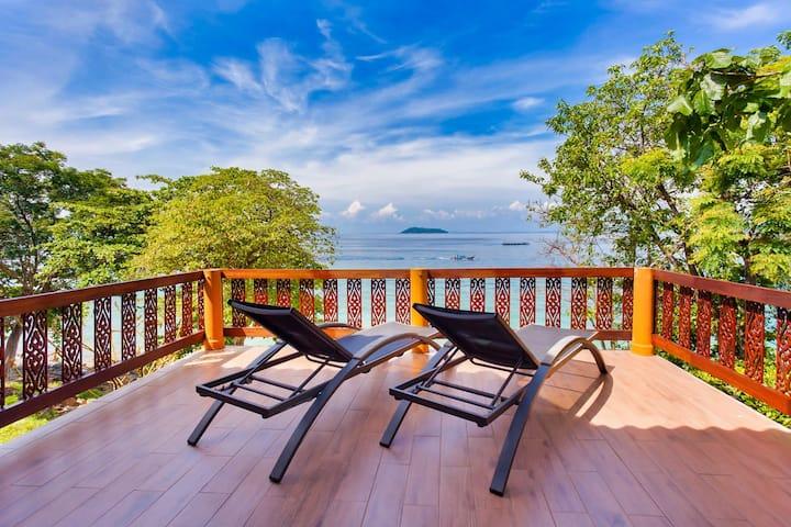 Stunning Duplex Cottage on Phi Phi!