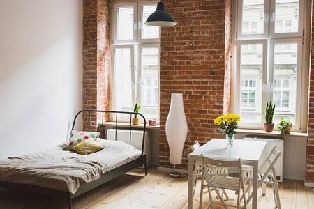 Studio Apartment in City Centre II (30 m2)