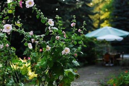 "Willa ""Leśny Ogród"", pokój dla 3 osób - Lanckorona - Βίλα"
