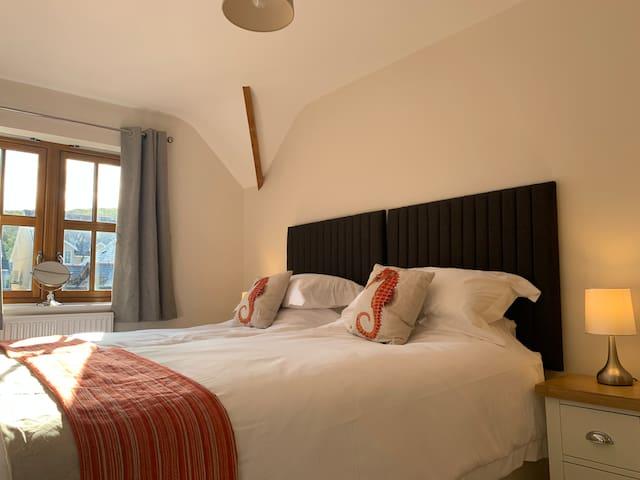 Bedroom Two - Zip&Link either singles or Superkingsize