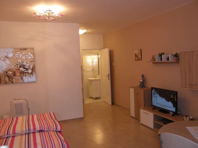 Studio - Sol Mar Apartment