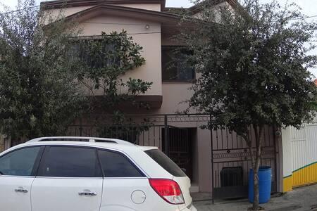 Casa Linares, a 5 minutos del centro de la ciudad