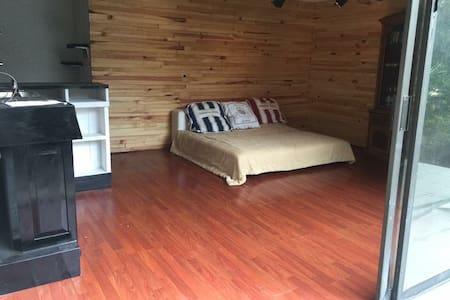 Hermosa suite con vista al bosque. - เม็กซิโกซิตี้