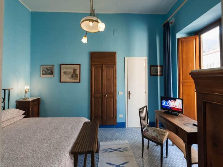 Dimora del Prete di Belmonte Camera Blu DUS