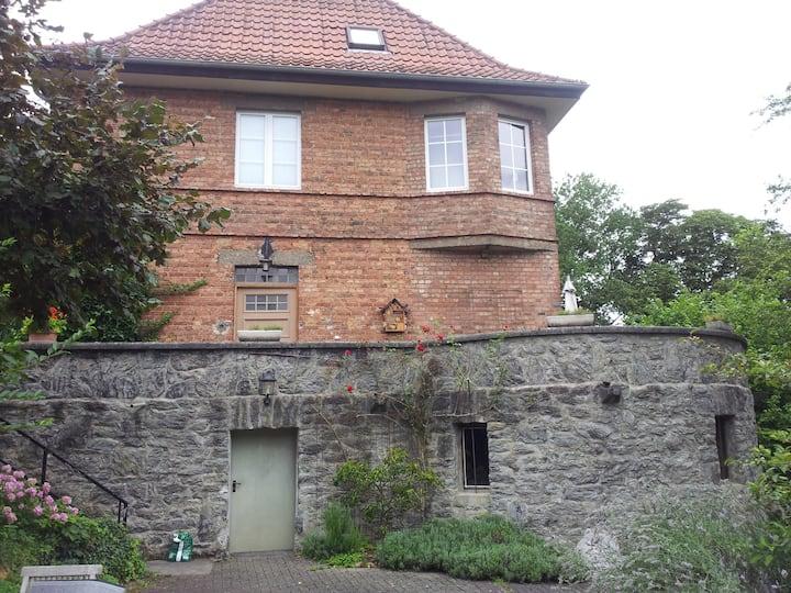Diez Ferienwohnung 50qm Lahntal mit Stadtblick