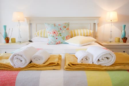 Light and Beautiful Room for Two