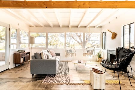 Aberdeen Arrow (a midcentury bohemian retreat)