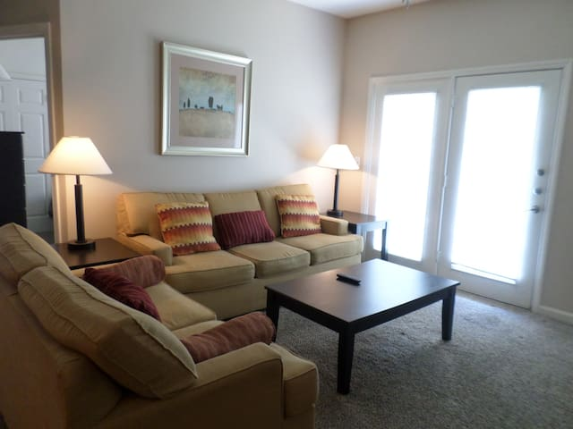 Clean 3 bedroom apartment - first flr - #303