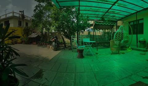 DeepJyoti Apartment-Kitchen [Near Intl Airport]
