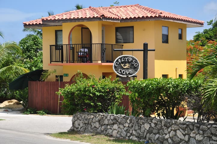 Calypso Cove #2 ( The Eagles Nest) - West Bay - Apartment