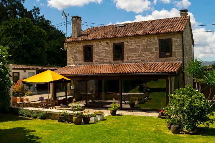 Casa de campo en Bugallido.