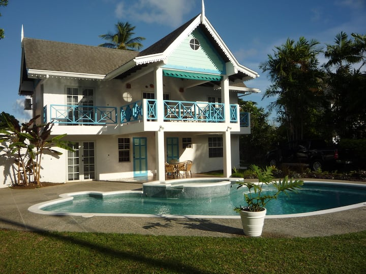 177 Sea Shell Villa, Tobago W.I.