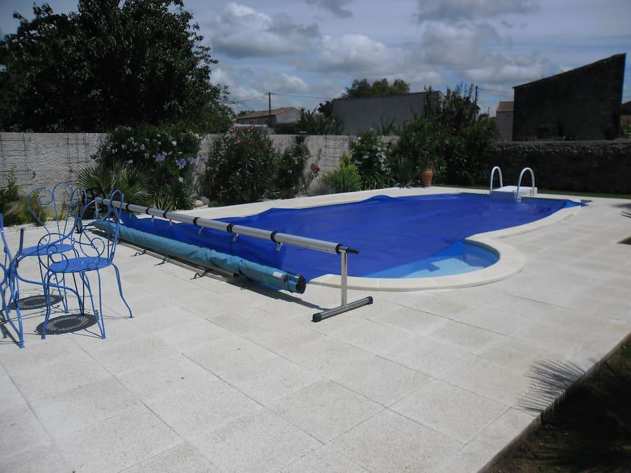 piscine à disposition