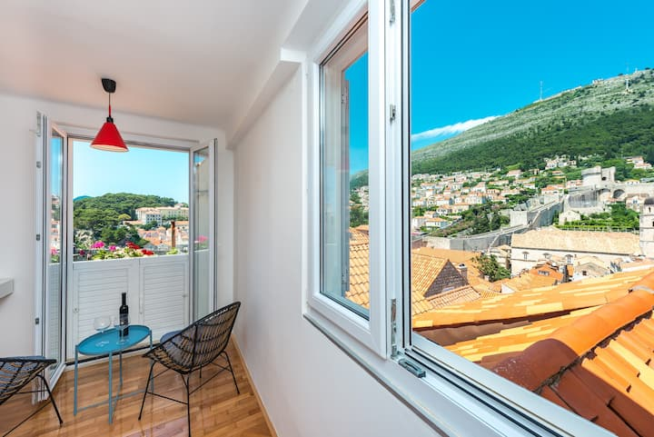 Apartment Simović - Two Bedroom Apartment with City View