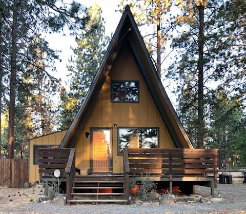 A-Frame of Mind
