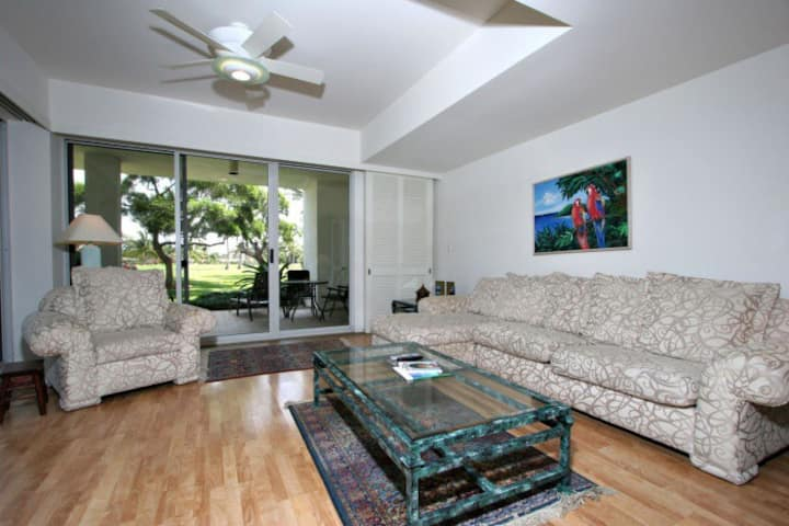 VG101-Vista Waikoloa Ground Floor Condo-Great Location!