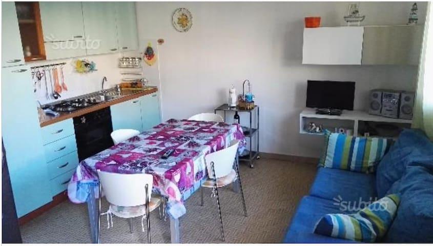 Lido di Savio bilocale su lungomare - Lido di Savio - Apartment
