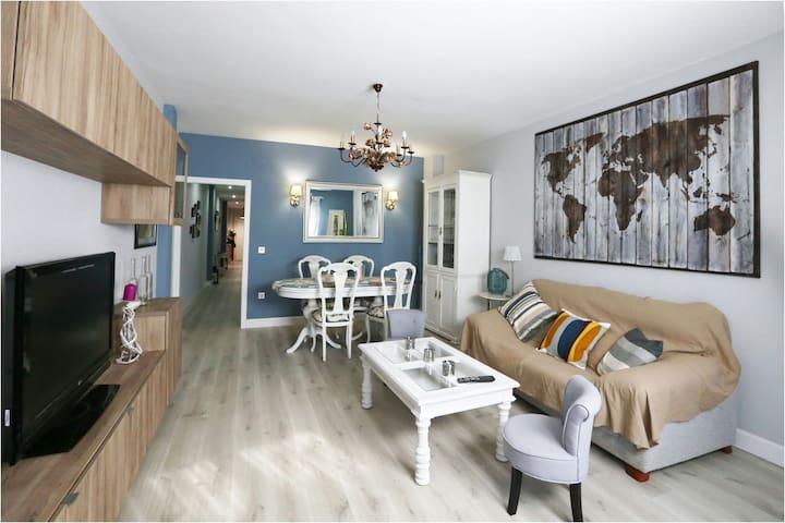Apartamento Céntrico - Con Desayuno - Antequera - Apartament