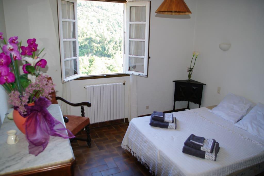 Chambre d 39 h te maison traditionnelle corse maisons for Chambre d hote corse