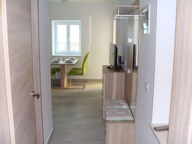 Olive apartment