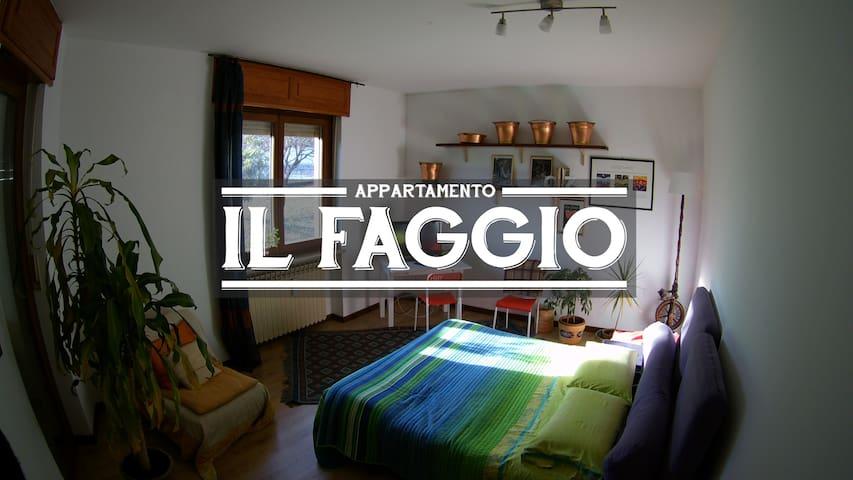 Il Faggio - Villar Focchiardo - Baratte - อพาร์ทเมนท์