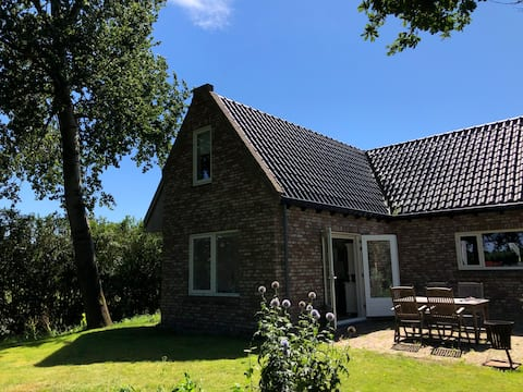 Spacious accommodation in Slochteren