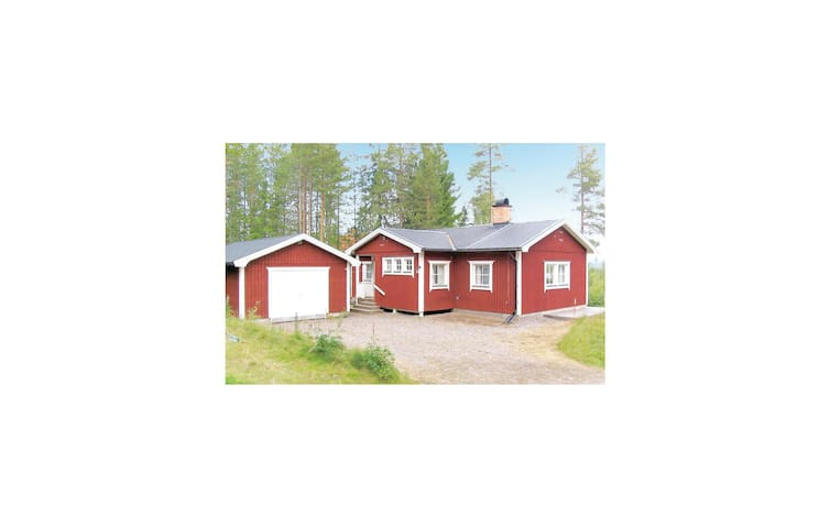 Holiday cottage with 3 bedrooms on 75m² in Särna