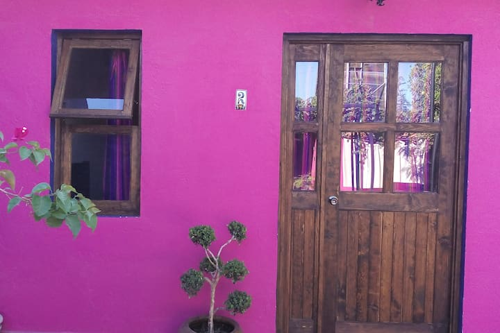 Apartment #2 for rental Torreon. La Casa de Ema