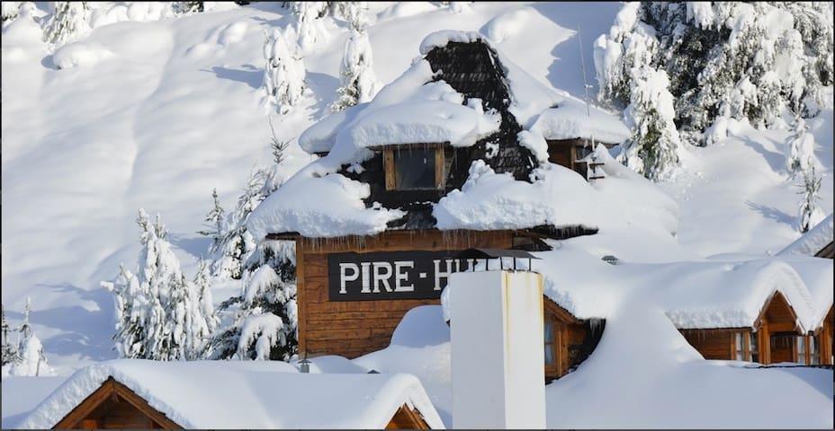 Apartamento en Hotel Pire Hue! - San Carlos de Bariloche - Apartamento