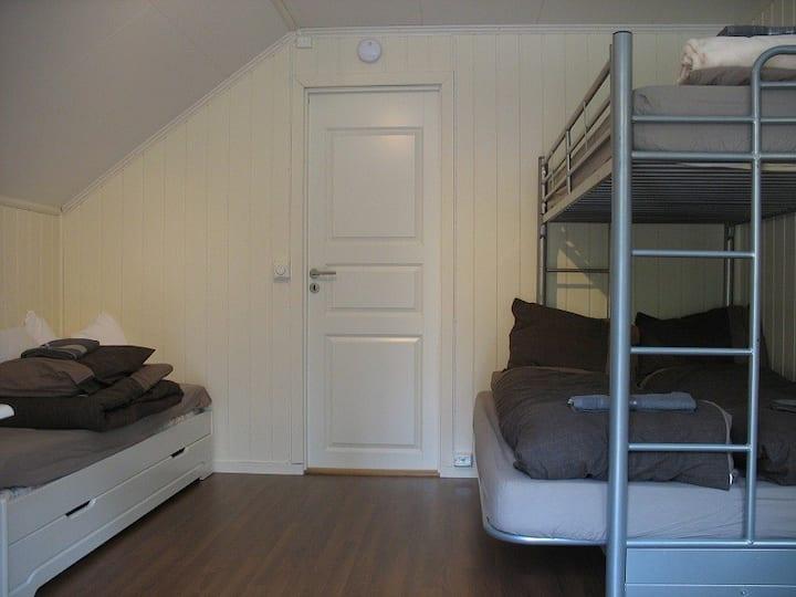 Liten leilighet i Fjågesund