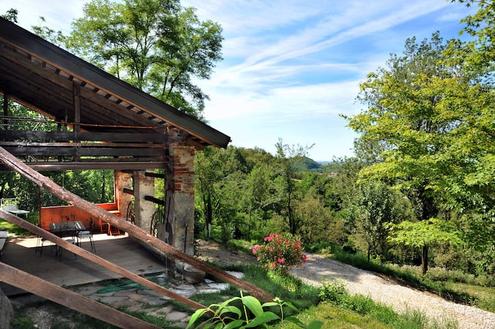 Wonderful House on the hillside - Corno di Rosazzo - Byt