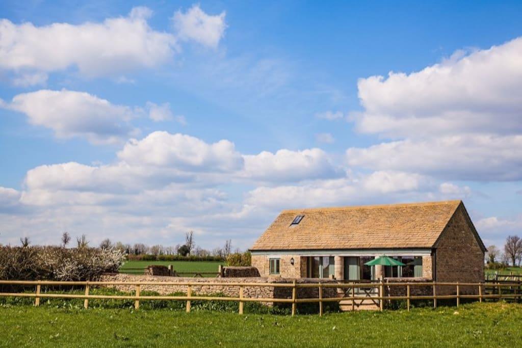 Keeper's Barn.