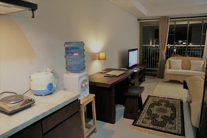 Tera Residence cozy 36 s.q.m # 206A