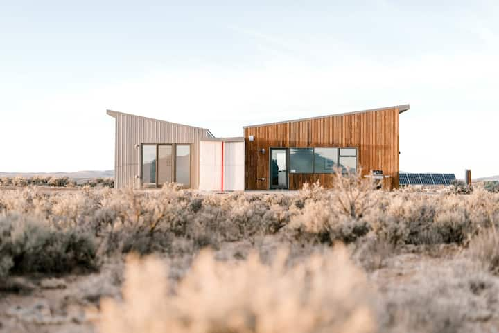 The Modern Taos House: FEATURED IN THE WSJ!!