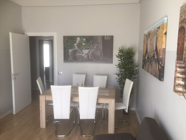 Arona Apartment + Covered Garage and 3 MTB Free