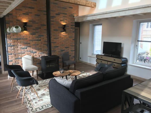 Bel appartement 65 m² rénové au coeur de Caen