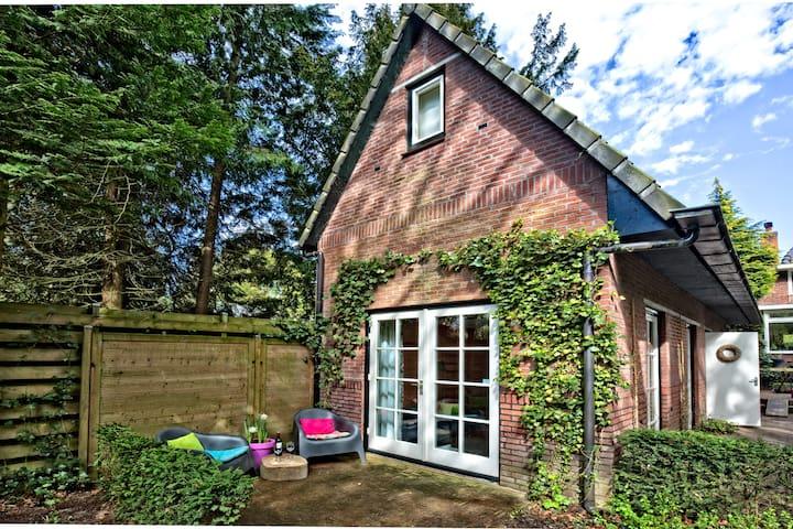 Guesthouse De Bosweg - Soesterberg - Houten huisje